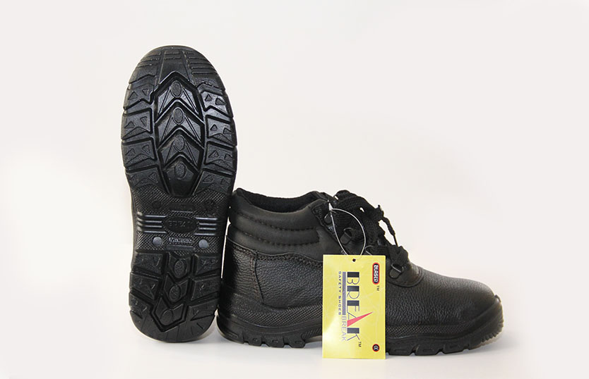Break Safety Shoes-Full Cut