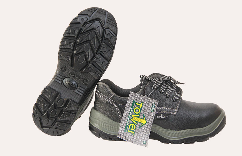 Tower Safety Shoes-Low Cut
