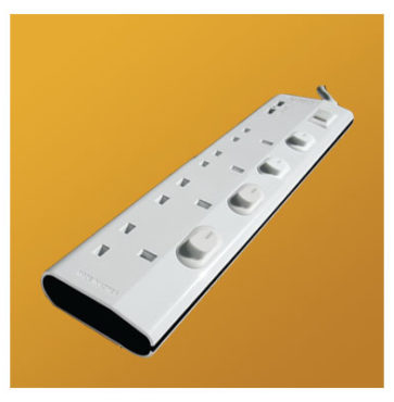 Blaser Power Strip<br> Platinum
